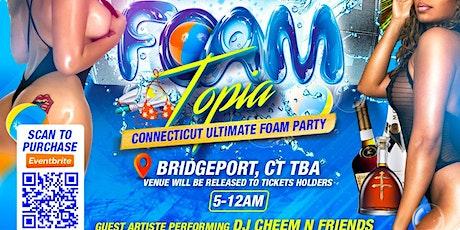 FoamTopia tickets