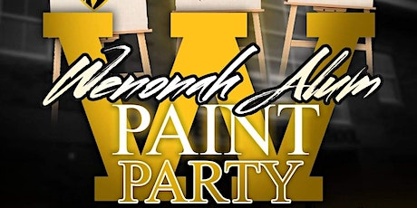 Wenonah Paint Party tickets