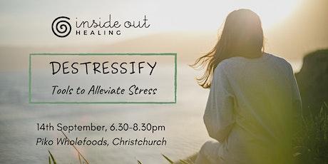 Destressify - Christchurch tickets