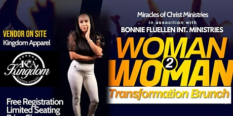Woman to Woman Transformation Brunch tickets