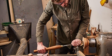 Woodturning Weekend tickets