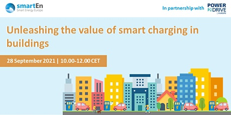 Unleashing the value of smart charging in buildings tickets
