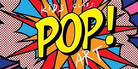 KIDS CLASS: Pop Art! tickets