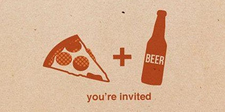 Beer & Pizza Party tickets