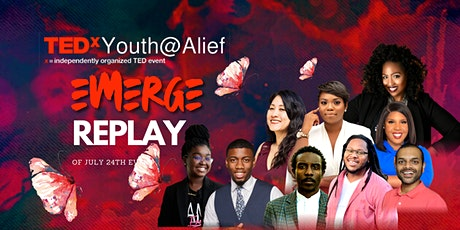 TEDxYouth@Alief 2021 REPLAY tickets