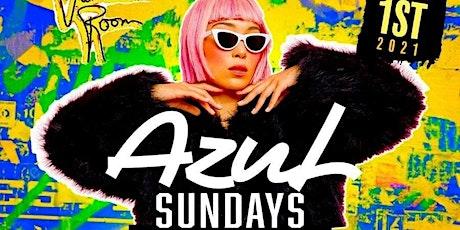 Azul Sundays @ The Valencia Room tickets