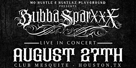 Bubba Sparxxx Live in Concert tickets