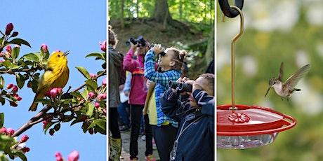 Bird Watchers Garden Flower Planting tickets