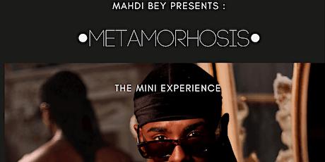 METAMORPHOSIS:  the mini experience tickets