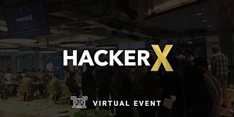 HackerX - DC (Diversity & Inclusion) 10/26 (Virtual) tickets