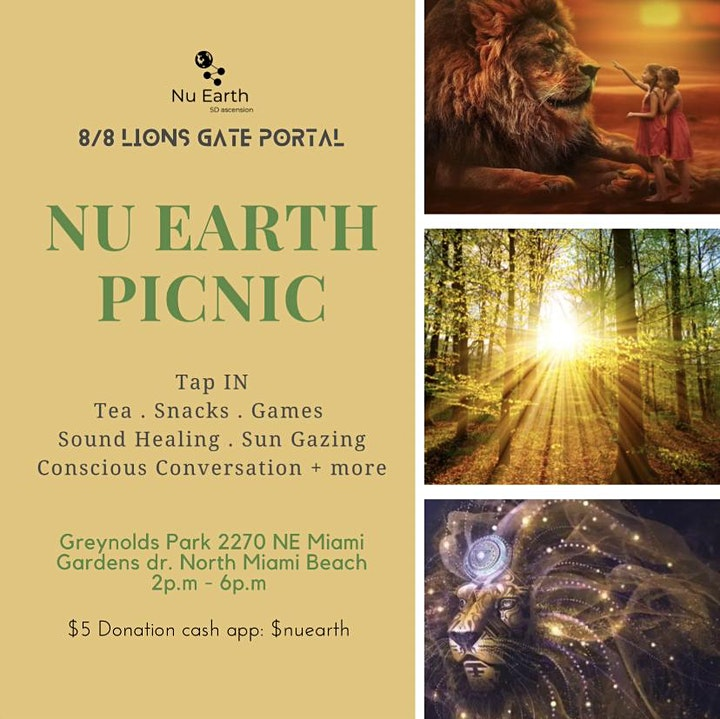 Nu Earth Picnic image