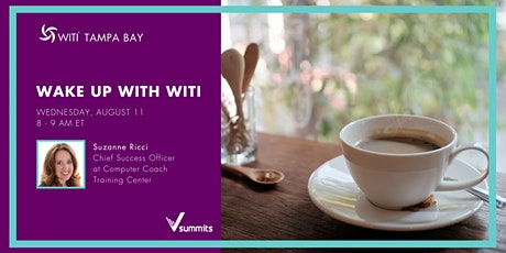 Wake up with WITI - Morning Coffee - How to Stay Motivated billets