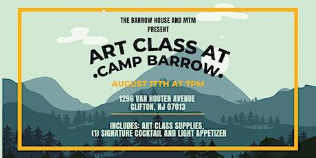 Art Class At Camp Barrow tickets