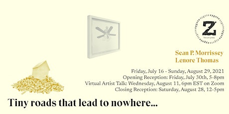 Virtual Artist Talk - Tiny roads that lead to nowhere tickets
