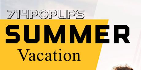 714 POP UPS Summer Vacation Vendor Shopping Event tickets