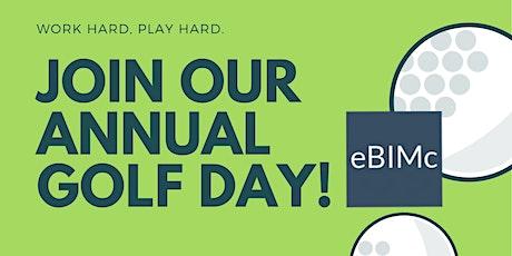 eBIMc (Edmonton BIM Community) Annual Golf Event tickets