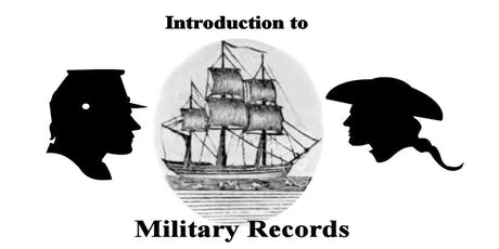 Introduction to U.S. Military Records tickets
