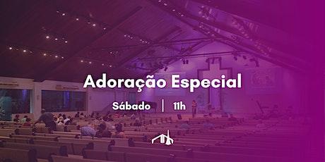 IASD MARCO - Culto das 11h - Sábado ingressos