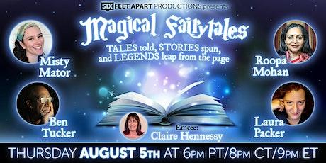 Magical Fairytales tickets