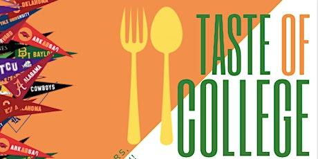 Taste of College, College Bound Kickoff tickets