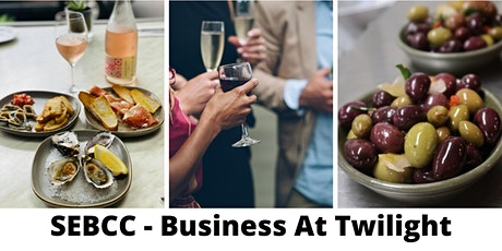 SEBCC Business At Twilight tickets