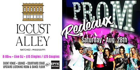 Prom Redeaux at Locust Alley tickets
