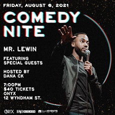 Mr. Lewin Back in Guelph tickets