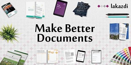 Make Better Documents tickets