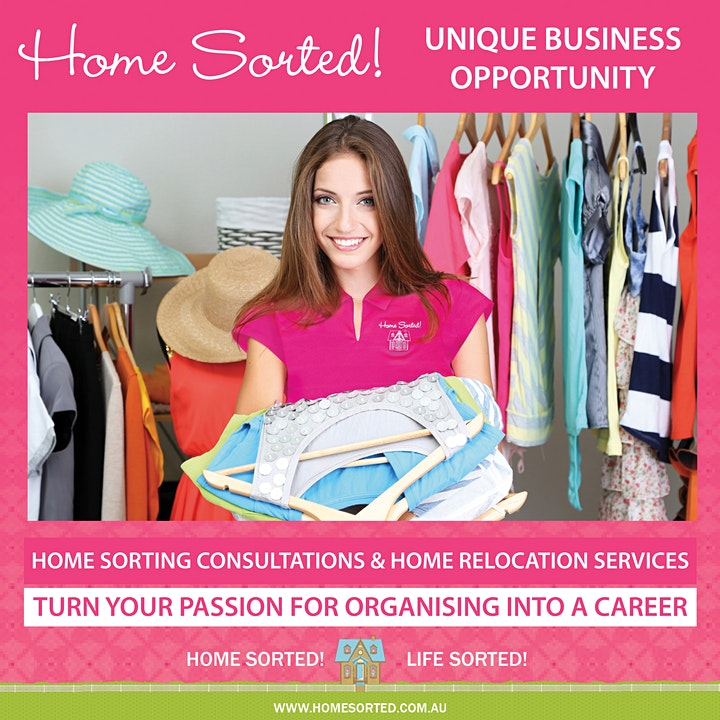 Home Sorted! Business Opportunity Session image