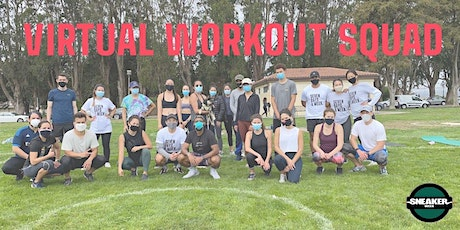 Virtual Workout Squad tickets
