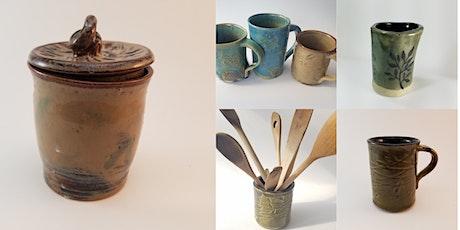 Vase and Planter Workshop tickets