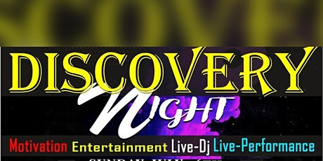 DISCOVERY NIGHT 2021 tickets