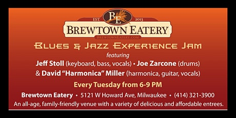 Blues and Jazz Experience Jam tickets