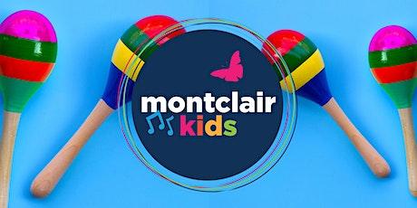 Montclair Kids Club Baila Baila Interactive + Educational Music tickets