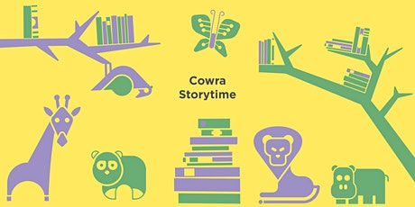 Cowra Library Storytime tickets
