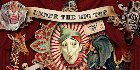 Cirque de Delices (Circus of Delights) Food & Wine Pairing tickets