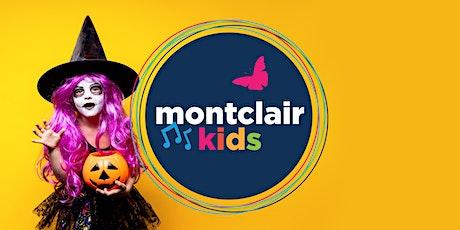 Montclair Kids Club Halloween Marionette Show tickets