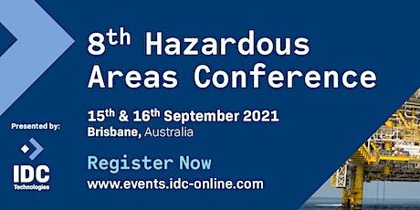 8th Hazardous Areas Conference Brisbane tickets