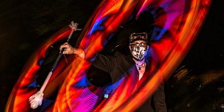 POP-UP Night Magic Dance, w Fern Burn LED flow arts, w Silent DJ headsets! tickets