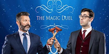 The Magic Duel - DC Festival of Magic tickets