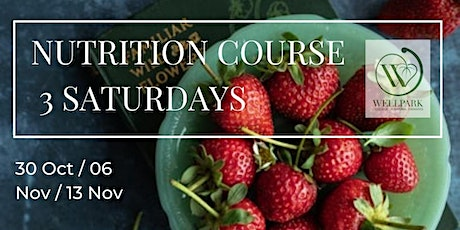3 Day Nutrition Course tickets