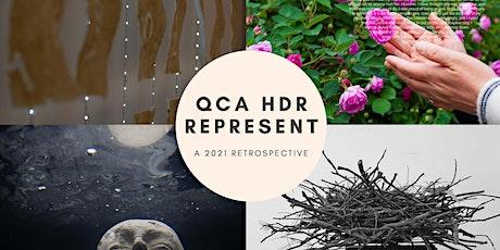 Closing Event: QCA HDR Represent | A 2021 Retrospective tickets