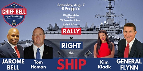 Rally to Right the Ship tickets