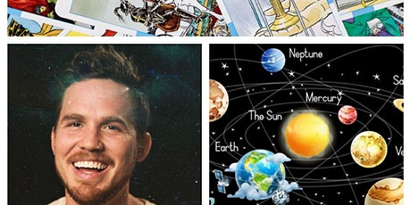 Tarot and Astrology with Jeff Hinshaw tickets