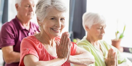 FREE Mindful Movement & Meditation Class tickets