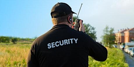Certificate II in Security Operations (CPP20218) - Mackay tickets