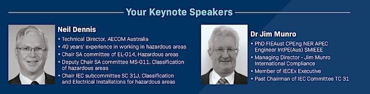 Virtual Event: 8th Hazardous Areas Conference Brisbane image