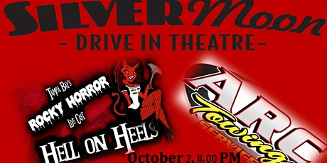 Rocky Horror Picture Show with Hell on Heels tickets