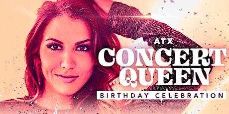 The ATX Concert Queen Birthday Celebration tickets