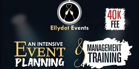 Intensive Event Planning and Management Training 2021 tickets
